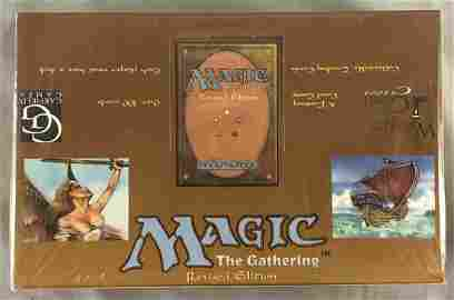 MTG Revised 3rd Edition Sealed Booster Box