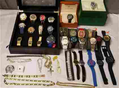 Estate Watch & Jewelry Collection.