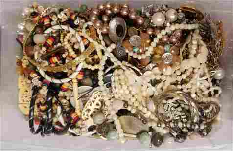 Estate Jewelry Lot from Several Estates.