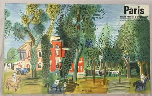 Raoul Dufy (1877 - 1953), Lithograph Poster