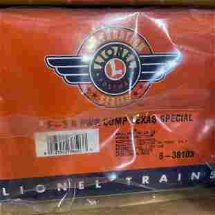 Lionel Celebration 38103 Texas Special F3A Diesel
