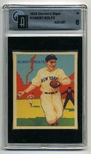 4: 1935 DIAMOND STARS. ROBERT ROLFE.