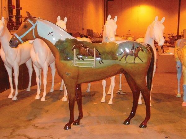 1016: Equestrian Royalty