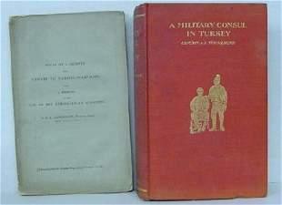 1910 A Military Consul in Turkey