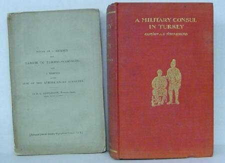 2009: 1910 A Military Consul in Turkey