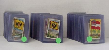3007: T-59 FLAG CARDS.