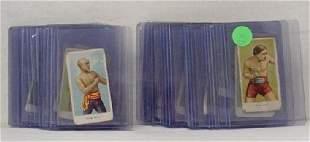 AMERICAN CARAMEL BOXING CARDS