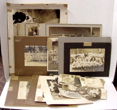 1207: PHOTOS FROM THE ESTATE OF ELMER STEELE