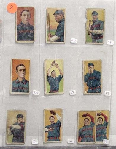 2004: LOT OF T-206 BASEBALL CARDS