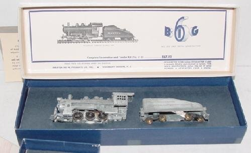 3220: MANTUA TRAIN MODELS - 2