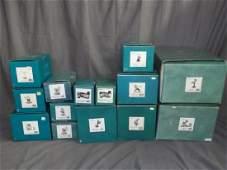 WDCC Disney Classics, 14 Pieces, Boxed