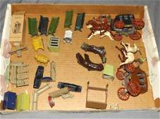 Mixed Toy Soldier Lot Johillco Britains