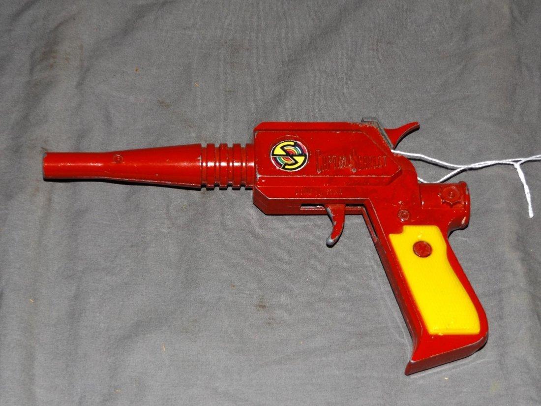 1960's Captain Scarlet Cap Gun, Lone Star Prod