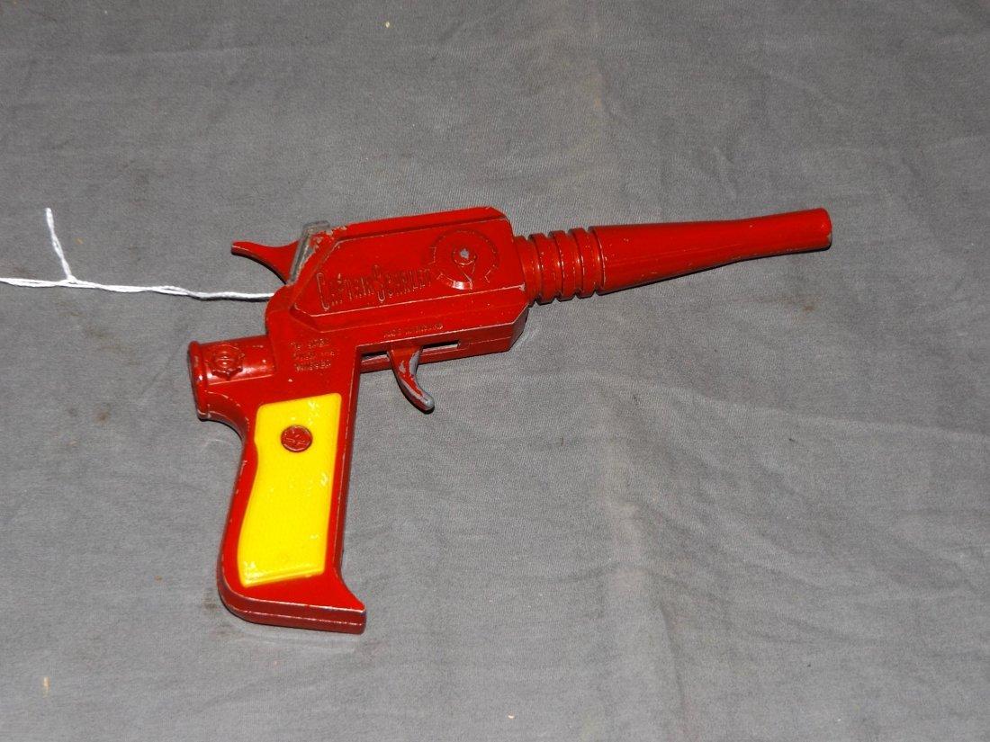 1960's Captain Scarlet Cap Gun, Lone Star Prod - 2
