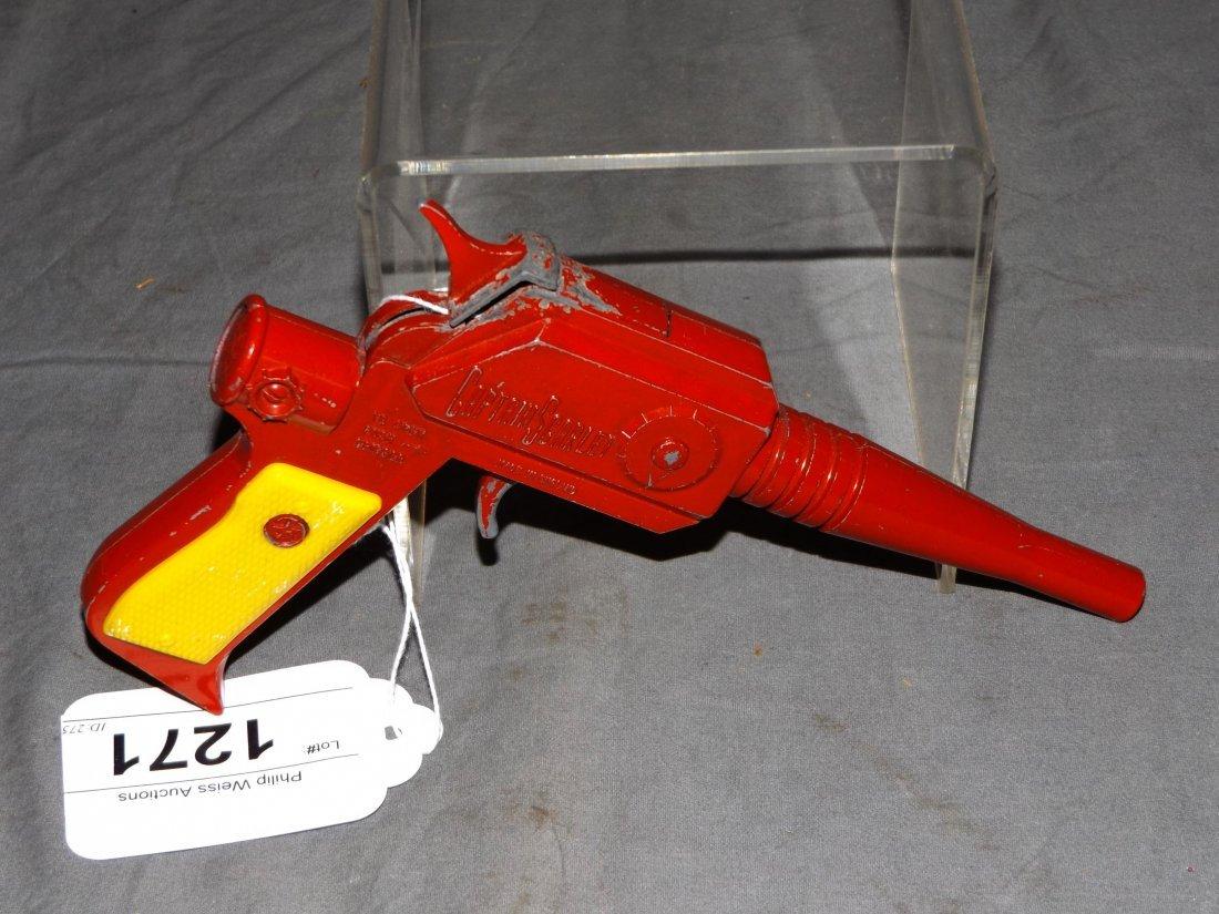 1960's Captain Scarlet Cap Gun, Lone Star Prod - 3