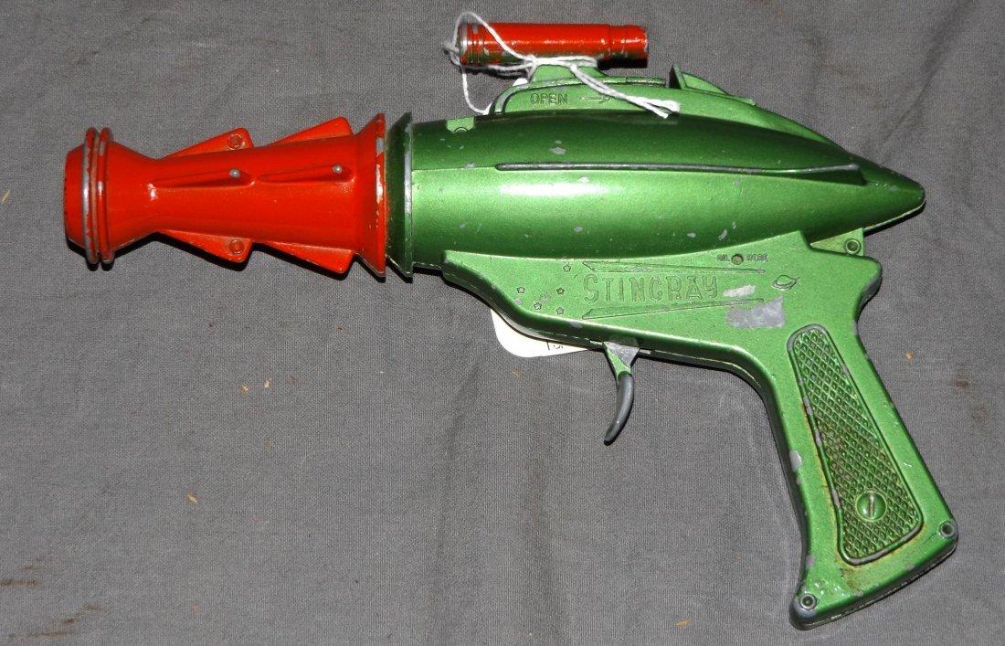 1960's Stingray Space Cap Gun, Lone Star Prod