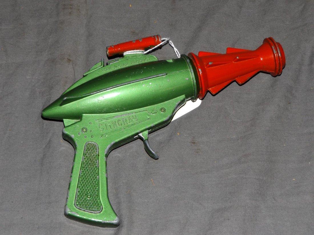 1960's Stingray Space Cap Gun, Lone Star Prod - 2