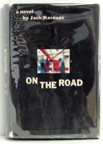 9: JACK KEROUAC - ON THE ROAD