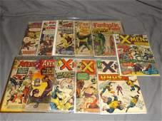 Silver Age Marvel Comic Lot