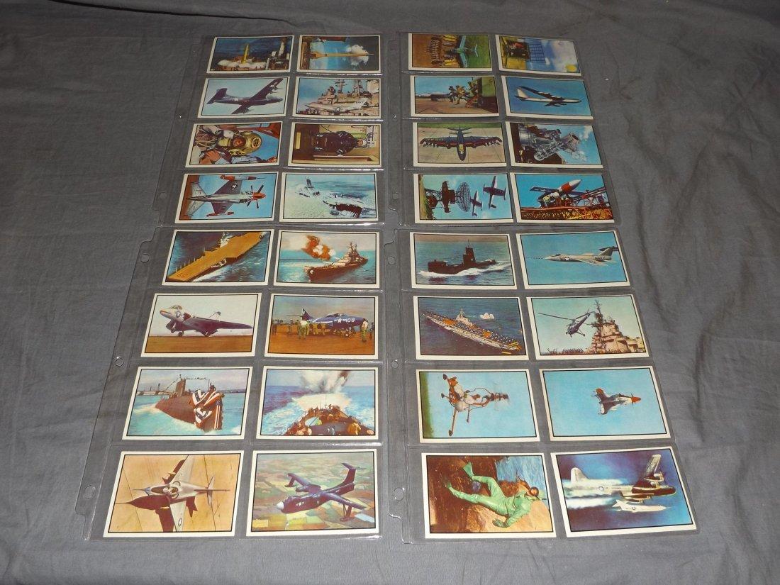 1953 Bowman Power For Peace Card Set. - 4