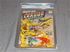 Brave and Bold #29 CGC Graded.
