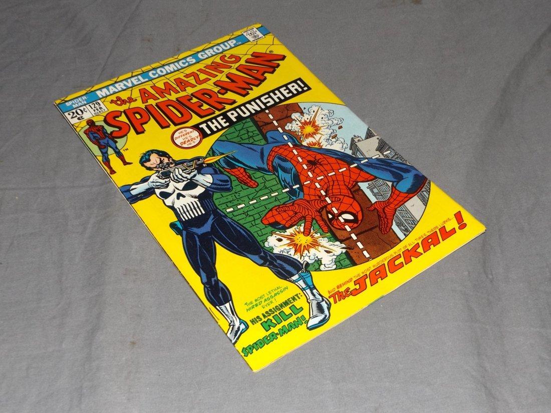 Amazing Spiderman #129.