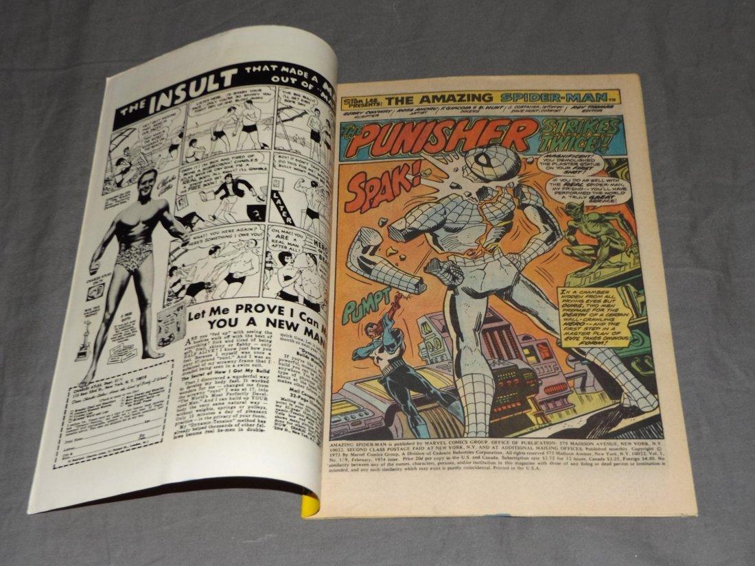 Amazing Spiderman #129. - 2