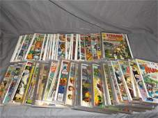 Mixed Silver Age to Modern Comic Lot.