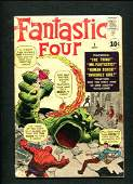 Fantastic Four Comics #1.