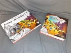 2 Piece Disney Book Lot
