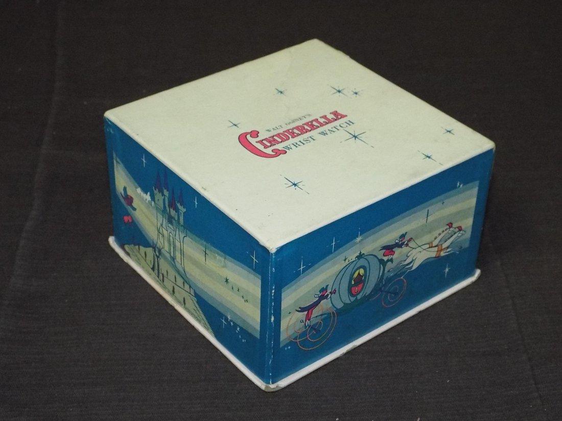 1950's Cinderella Wrist Watch in Original Box - 3