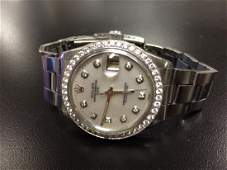 Rolex Oyster Perpetual Men's Wristwatch