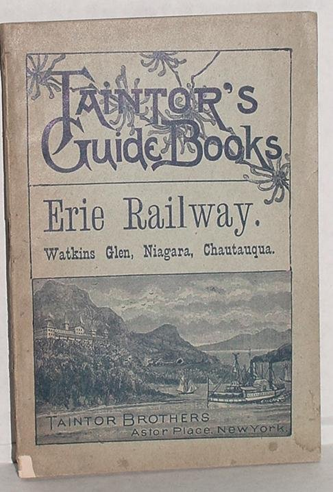 4: RAILROAD GUIDE BOOK.