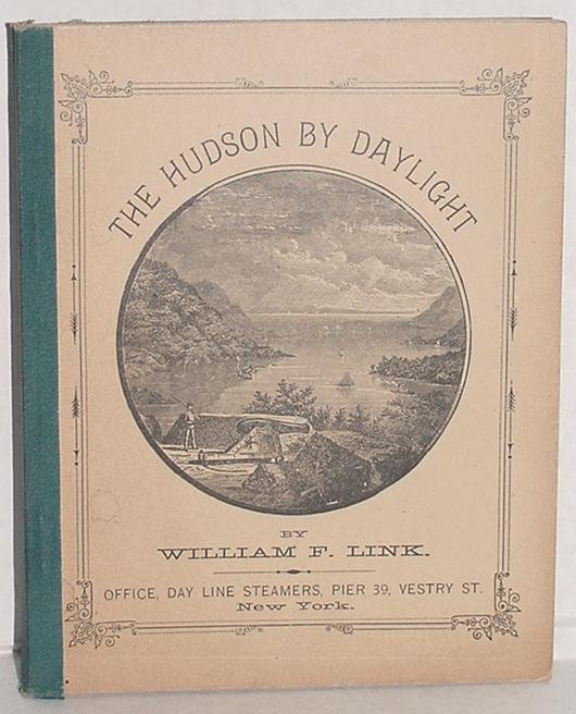 7: WILLIAM F. LINK. THE HUDSON BY DAYLIGHT.