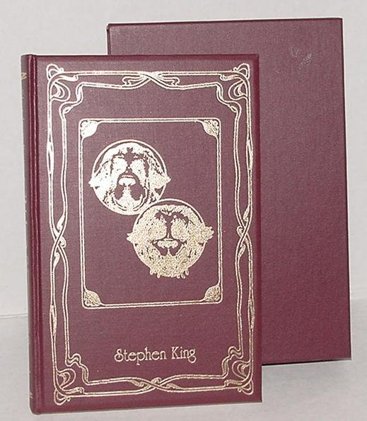24: STEPHEN KING. CUJO. DELUXE LIMITED EDITION.