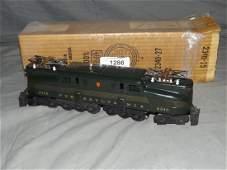 LIonel #2340-25 Green GG1 Electric Locomotive