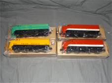 Lionel Lot of 4 Alco Diesels
