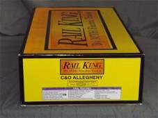 Rail King MTH CO Allegheny Engine 201117LP