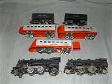 Lionel Prewar O Gauge Train Lot