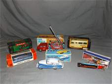 Lot of Boxed Toy Vehicles
