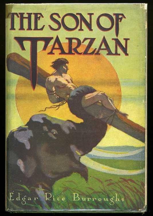 2005: EDGAR RICE BURROUGHS.  SON OF TARZAN.