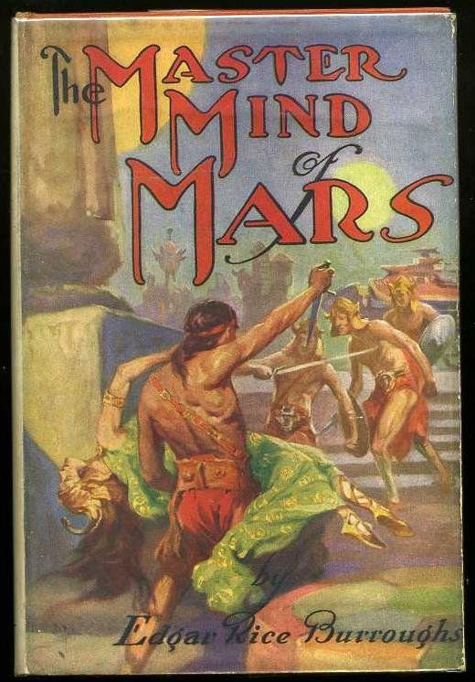 2011: BURROUGHS. MASTER MIND OF MARS.