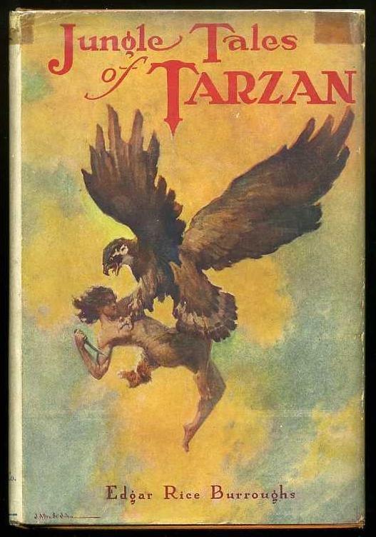 2013: BURROUGHS. JUNGLE TALES OF TARZAN.
