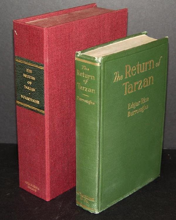 2025: BURROUGHS. THE RETURN OF TARZAN.