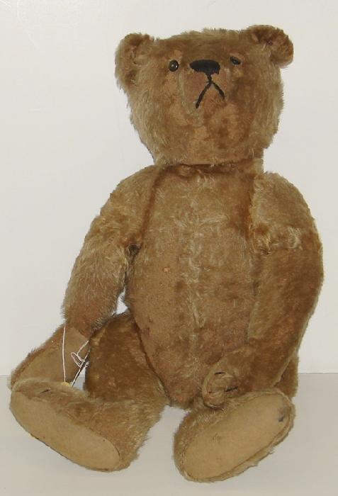4204: STEIFF BEAR. EARLY 20TH CENTURY.
