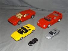 Ferrari. Die Cast Lot.