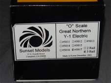 Sunset Models 5017 Great Northern Y-1 Electric