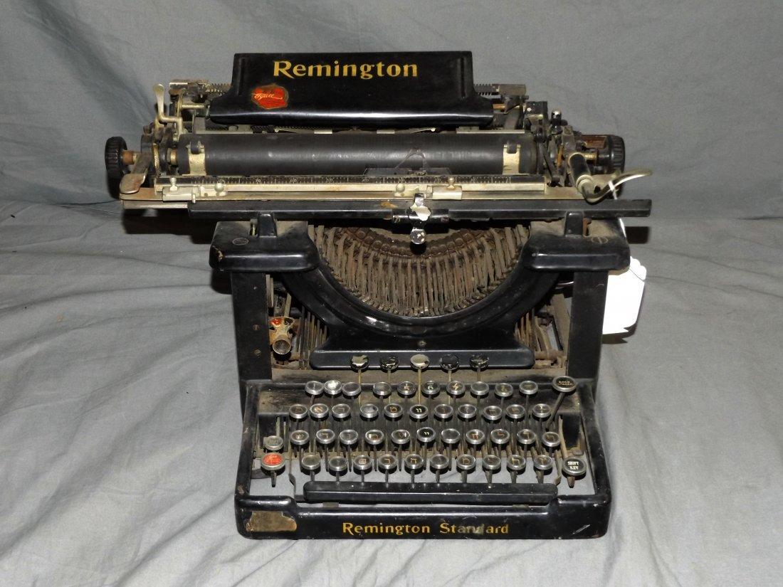 Remington Hebrew Typewriter, Early 20th Century