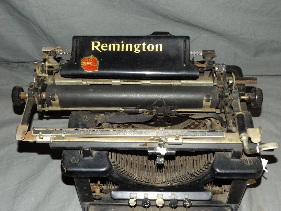 Remington Hebrew Typewriter, Early 20th Century - 3