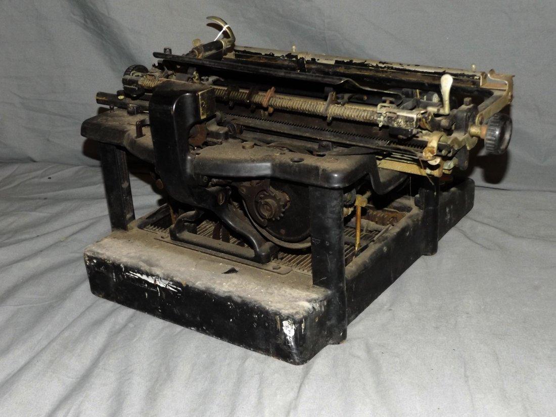 Remington Hebrew Typewriter, Early 20th Century - 6